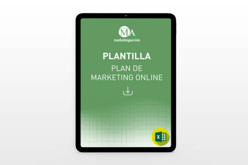 Marketing Acción - Descargar Plantilla de Marketing Online